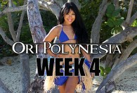 SUMMER 4 WEEK ORI POLYNESIA WK4 AUGUST 2020