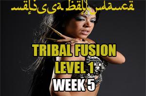 TRIBAL FUSION LEVEL1 WK5 APR-JULY 2020