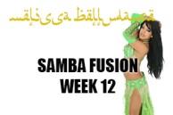 SAMBA FUSION WK12 APR-JULY 2018