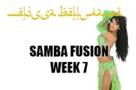 SAMBA FUSION WK7 SEPT-DEC 2018
