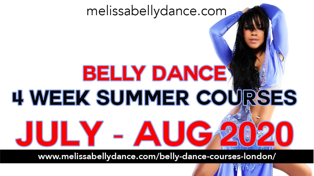 4 WEEK BELLY DANCE COURSES LONDON