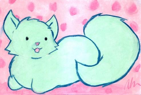 cat_pinkpokadots copy