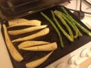Raw Seasoned Vegetables