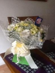 Flowers from my sisters & I
