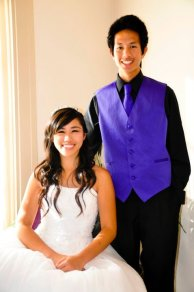 Me and my awesome escort. Friends to this day! :)