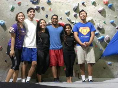 Friends of the Climb :)
