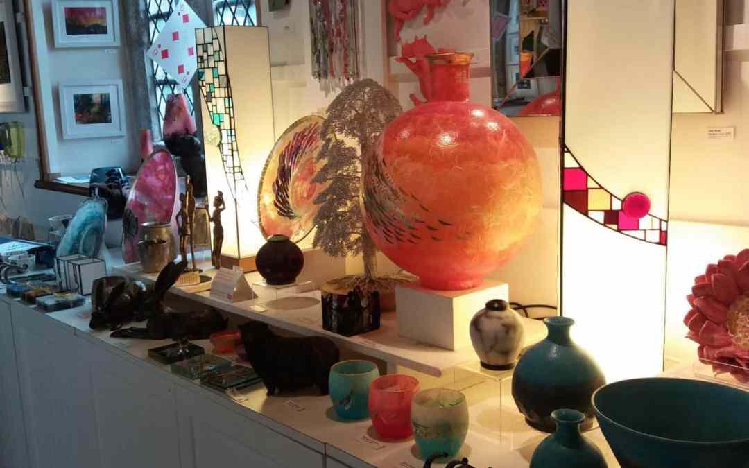 October 1 – Cotehele Gallery