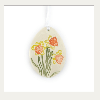 daffodil decoration Easter gift