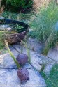 Association of Professional Landscape Designers, Gail Giffen garden, sculpture in the garden