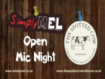 The Spotted Cow- Open Mic May 18 – Video