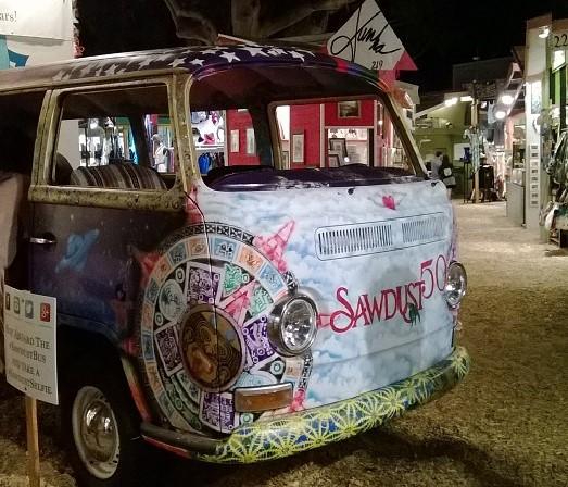 Sawdust 50 Microbus