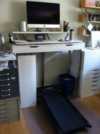 Ikea Hack Treadmill Desk / Ikea Hack Standing Desk