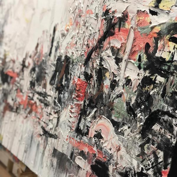 Step World Of Melissa Divietri - Artist Portfolio