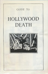 Guide to Hollywood Death