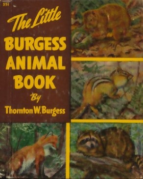 The Little Burgess Animal Book