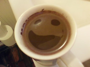 smiley in my morning coffee 2919696983[H]
