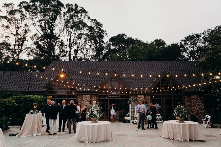 McKenzie  Nick  Charming Woodsy Chateau Wedding