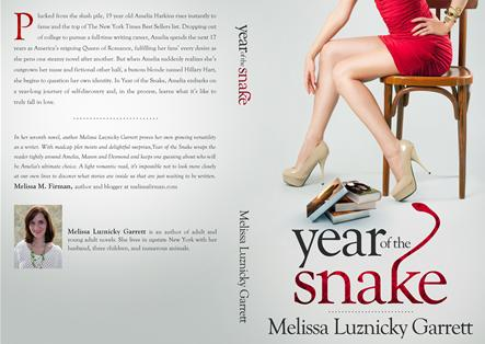 Year of the Snake - front and back