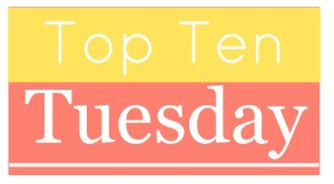 Top Ten Tuesday - New