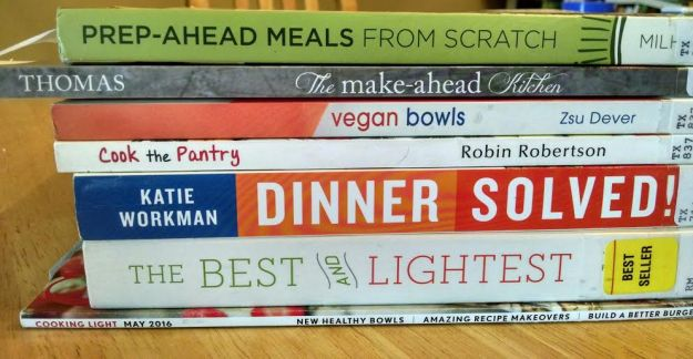 Cookbooks - 7-2016