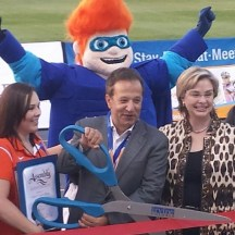 Irvine Commissioner Melissa Fox welcomes Orange County Blues Football Club to Irvine!