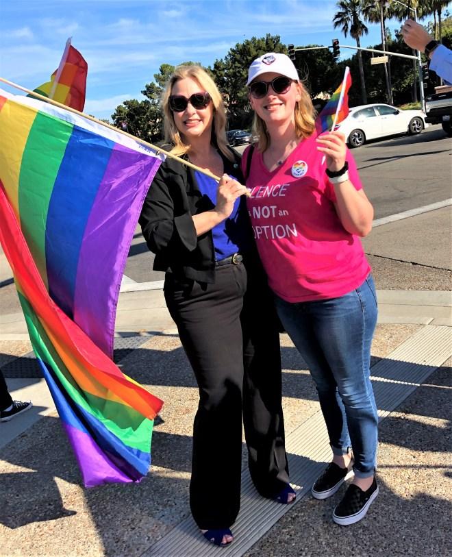 MJF Pride Flag City Hall June2019.05