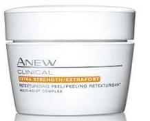 Avon Anew clinical retexturizing glycolic pads
