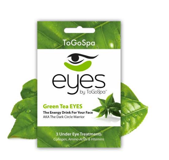 Green Tea Collagen Gel Eye Mask