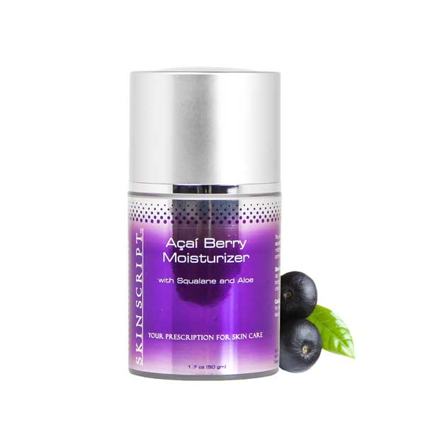skin script acai berry moisturizer