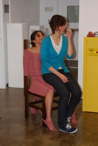 Human Chair | LITTLE LIEG'S SKETCHBLOG