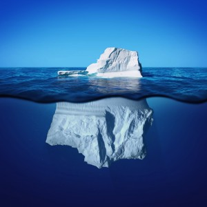 Iceberg - Melissa Long Therapies - Journey process