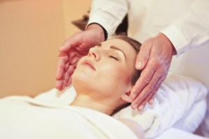 Hands-on healing with Melissa Long