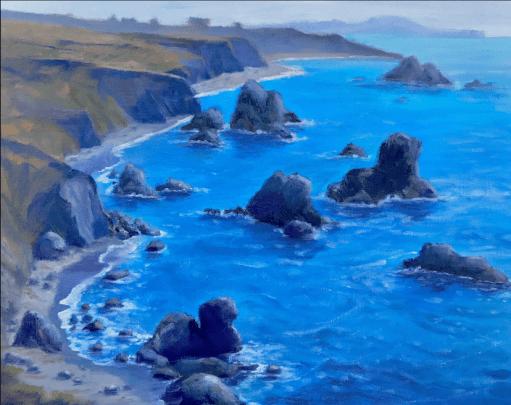 Bodega Bay Shell Beach Bluffs