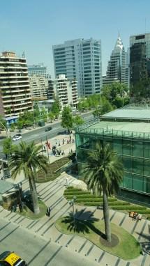 Year In Life 2016 #278 Hotel Window View Santiago