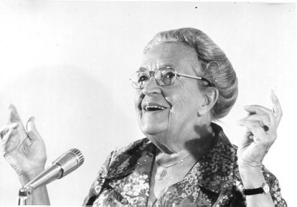 Corrie Ten Boom a Message of Hope