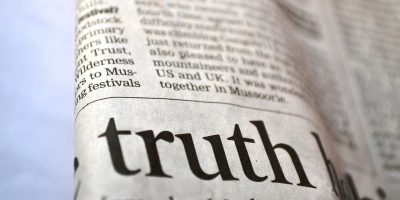 3 ways to find truth in a world of lies