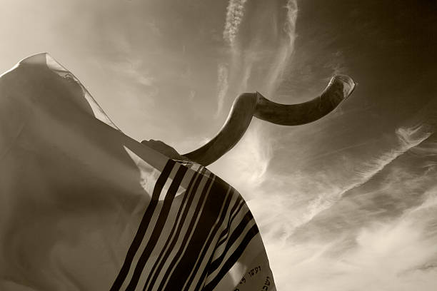 What is the Feast of Trumpets in the Bible shofar picture