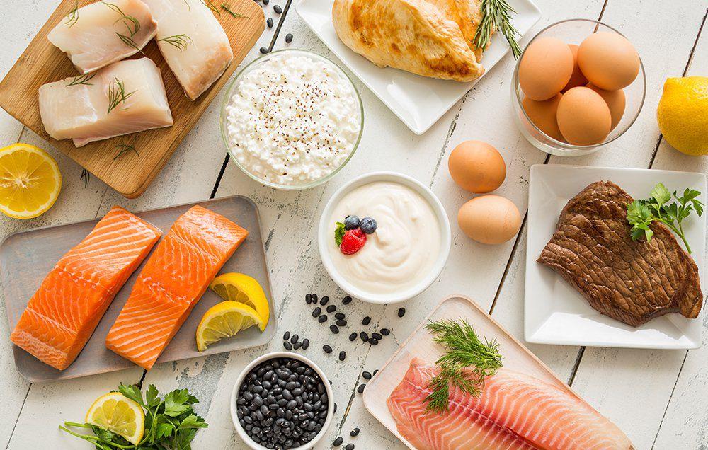 My Top 10 High Protein Foods - Melissa Mitri