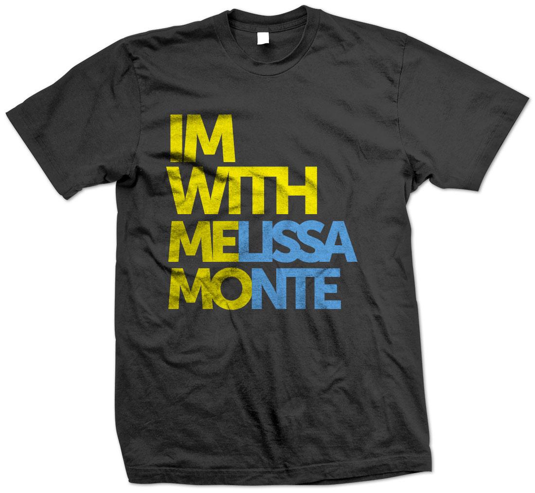 Melissa Monte T-Shirt – Dark