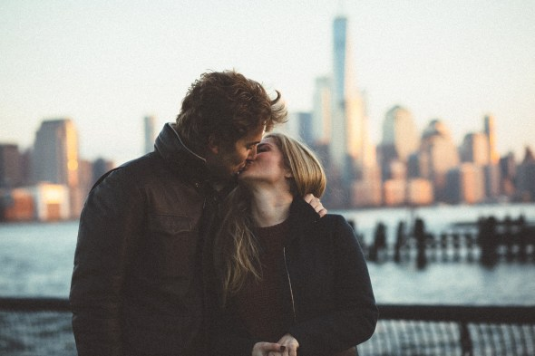 ENGAGEMENT photos: New York