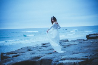 MATERNITY: Scripps Beach, La Jolla, California