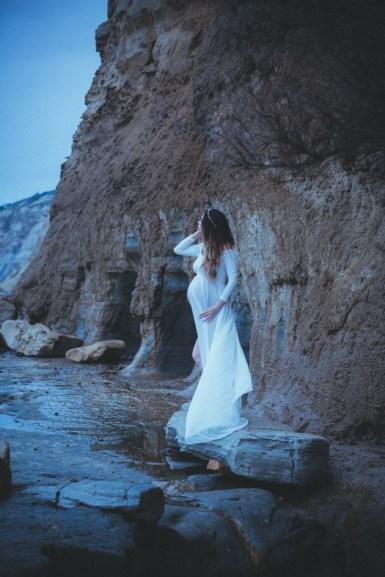MATERNITY: Scripps Beach, La Jolla, California