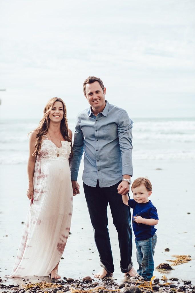 Maternity Shoot Scripps Beach