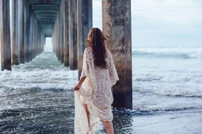 MATERNITY photos: Scripps Pier, La Jolla