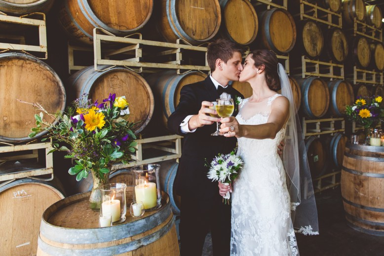 WEDDING photos: 32 North Brewing Co