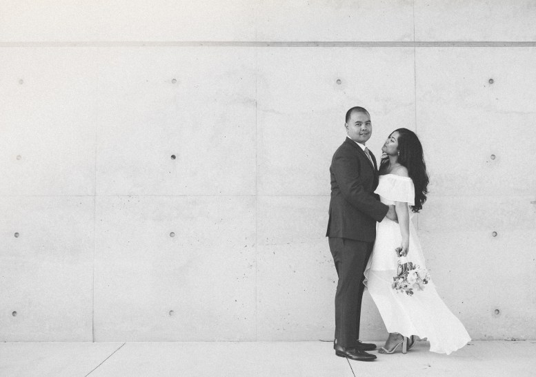 WEDDING photos: San Diego Courthouse