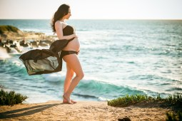 MATERNITY photos: La Jolla Cove
