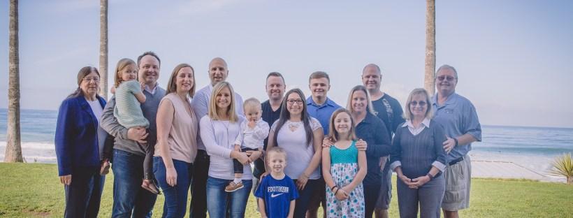 FAMILY photos: Scripps Pier