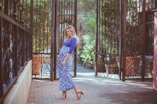 COMMERCIAL photos: PinkBlush Maternity Dresses