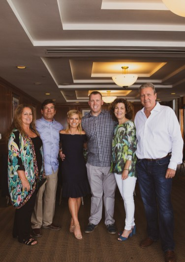 ENGAGEMENT PARTY photos: San Diego Yacht Club
